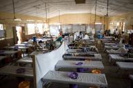 Cholera Outbreak in Sierra Leone, Photo: Caroline Thomas, MSF, 2012